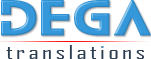 Dega translations logo
